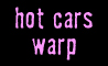 hot cars warp