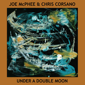 McPhee-Corsano - Under a Double Moon LP