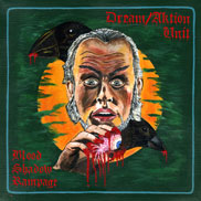 Cover of Blood Shadow Rampage CD