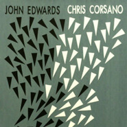 John Edwards and Chris Corsano Tsktsking LP