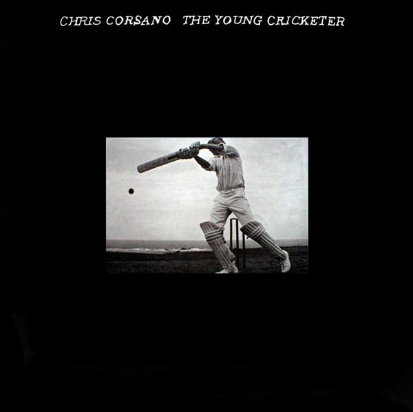 The Young Cricketer LP